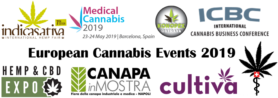 European Cannabis Events 2019 | Gregor Zorn
