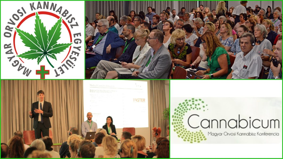 Cannabicum 2018 – The Hungarian Medical Cannabis Conference